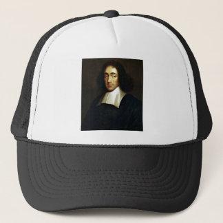 Baruch Spinoza Truckerkappe