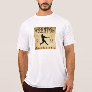 Baseball 1883 Trentons New-Jersey T-Shirt