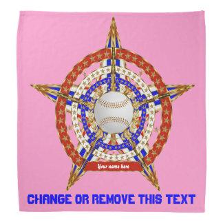 Baseball 2 ADDIEREN Ihre Kopftuch