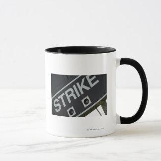 Baseball-Anzeigetafel 3 Tasse