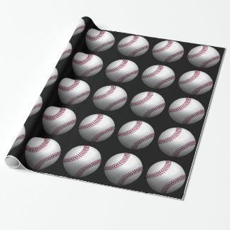 Baseball Geschenkpapier