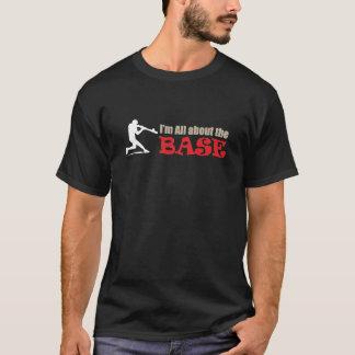 Baseball-grafische T - Shirts - ganz über die