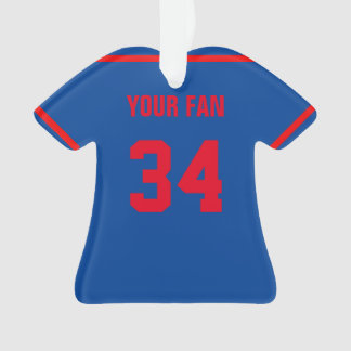 Baseball-Jersey-Verzierung New York nationale Ornament