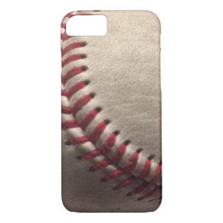 Baseball säumt schmutziges iPhone 7, kaum dort iPhone 7 Hülle
