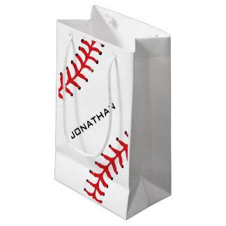 Baseball-Softball-Entwurfs-Geschenk-Tasche Kleine Geschenktüte