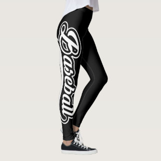 Baseball-Spieler Leggings