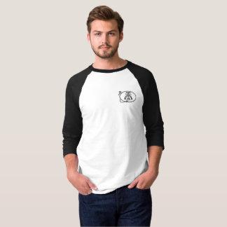 Baseball-T-Shirt mit Wildwood Bar-Logo T-Shirt
