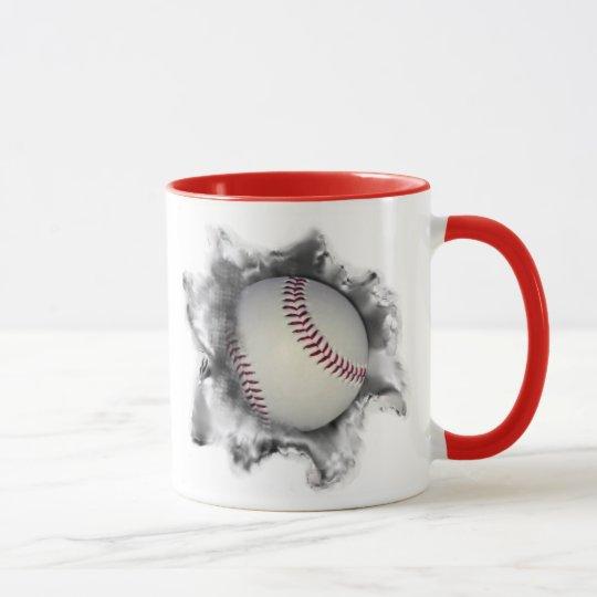 Baseball Tasse