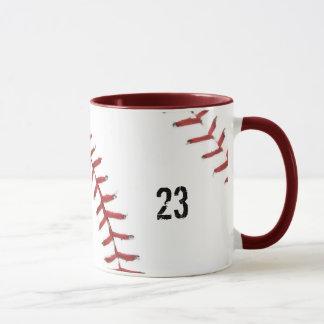 Baseball-Thema-Tasse Tasse