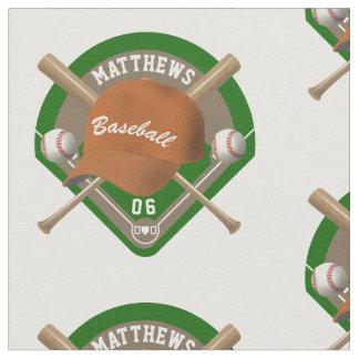 Baseballmütze schlägt Diamant-personalisierte Stoff