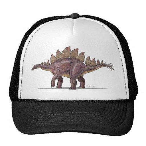 Baseballmützestegosaurus-Dinosaurier Baseball Cap
