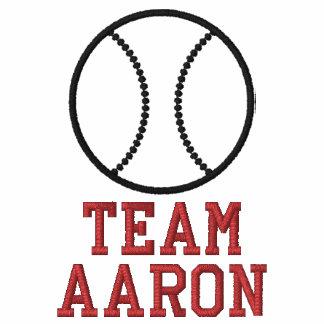 Baseballteams-Front gesticktes Shirt KRW kundenspe Besticktes Shirt