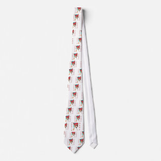 Basenji Sankt Tatzen Krawatte