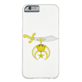 BASIC SHRINER iPHONE 6 FALL Barely There iPhone 6 Hülle