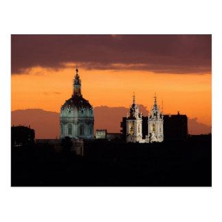 Basilika DA Estrela, Bairro Alt, Lissabon, Postkarte