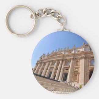 Basilika Sans Pietro in Vatikan, Rom, Italien Schlüsselanhänger