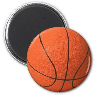Basket-ball réaliste et frais aimant