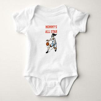 Basketball-Baby-Bodysuit Baby Strampler