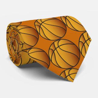 Basketball-Bälle Krawatte