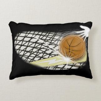 Basketball, Gericht, Netz, NBA, Hand, Energie, Deko Kissen