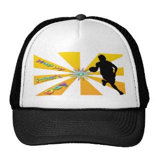 Basketball - glücklicher der Vatertags-Hut Trucker Cap