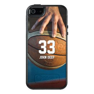 Basketball kein | Sport-cooles Geschenk OtterBox iPhone 5/5s/SE Hülle