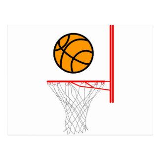 Basketball Postkarten