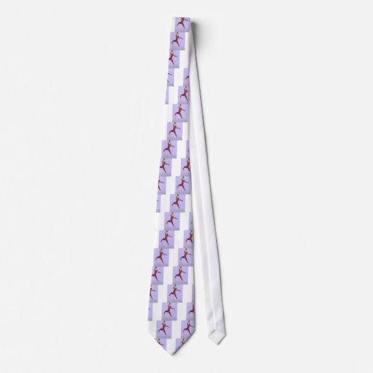 Basketball-Spiel-Kunst Personalisierte Krawatte