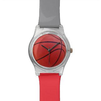 Basketball-Sport-Team: Sie wählen die Farbe aus Armbanduhr