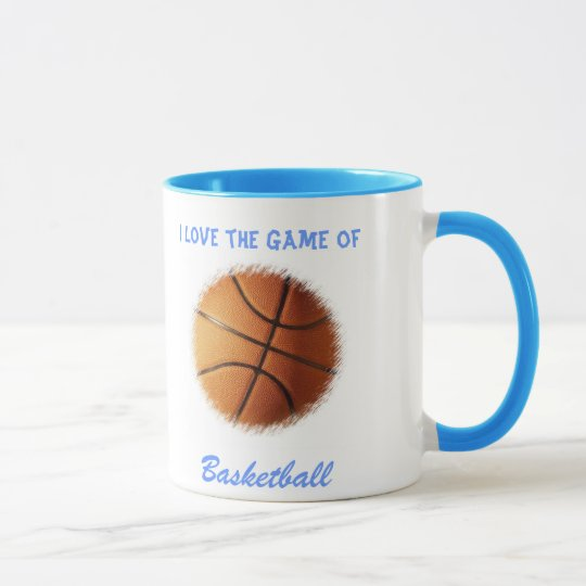 Basketball-Tasse Tasse