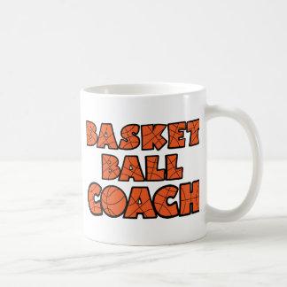 Basketball-Trainer Kaffeetasse