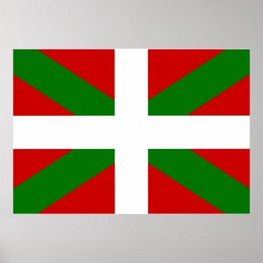 Baskische Flagge
