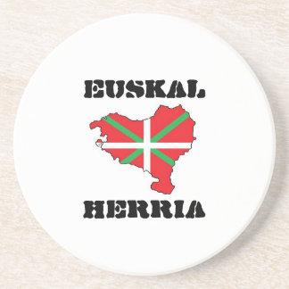 Baskischer Land-Untersetzer Untersetzer