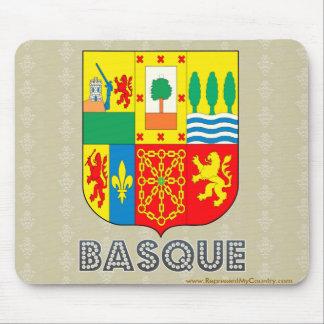 Baskisches Wappen Mauspad