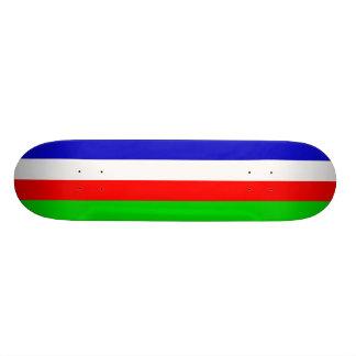 Basotho-nationales Party, Kolumbien politisch 18,1 Cm Old School Skateboard Deck