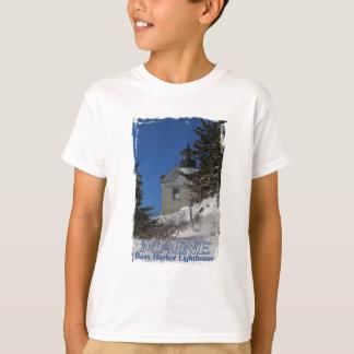 Bass-Hafen im Winter 2.jpg T-Shirt