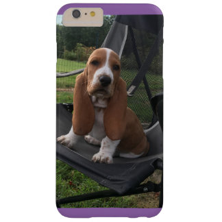 Basset-Handyfall Barely There iPhone 6 Plus Hülle