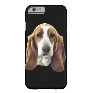Basset Hound-Hund Barely There iPhone 6 Hülle