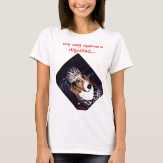 Basset Hound-Unschuld T-Shirt