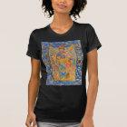 Bast (Kunst auf vorderer/einfacher Rückseite) T-Shirt