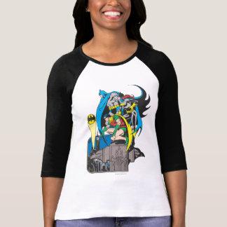 Batman/Batgirl/Robin T-Shirt