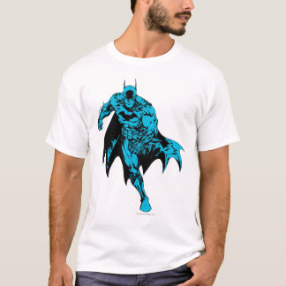Batman-Blau T-Shirt
