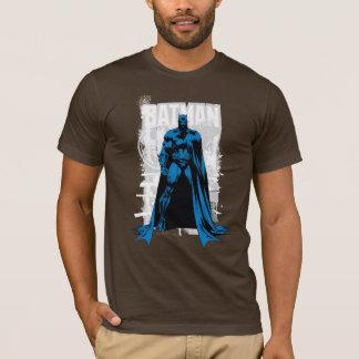 Batman comique - cru à pleine vue t-shirt