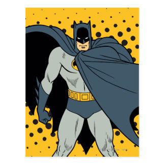 Batman-Kap Postkarte