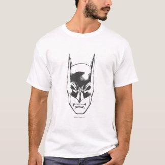 Batman-Kopf T-Shirt