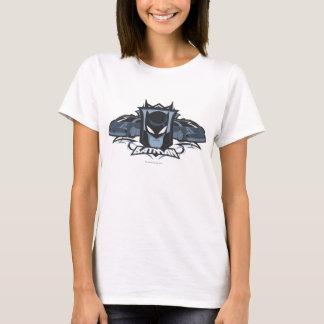 Batman mit Batmobiles T-Shirt