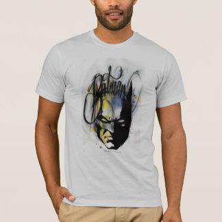 Batman-Spritzpistolen-Porträt T-Shirt