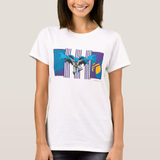 Batman-Streifen T-Shirt
