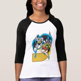 Batman u. Robin-Entweichen T-Shirt