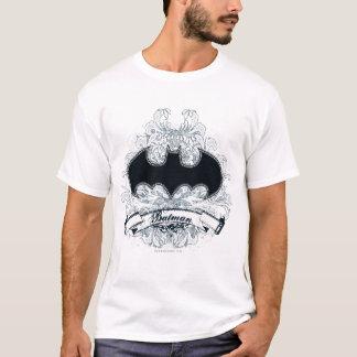 BatmanVintager städtischer Grunge T-Shirt